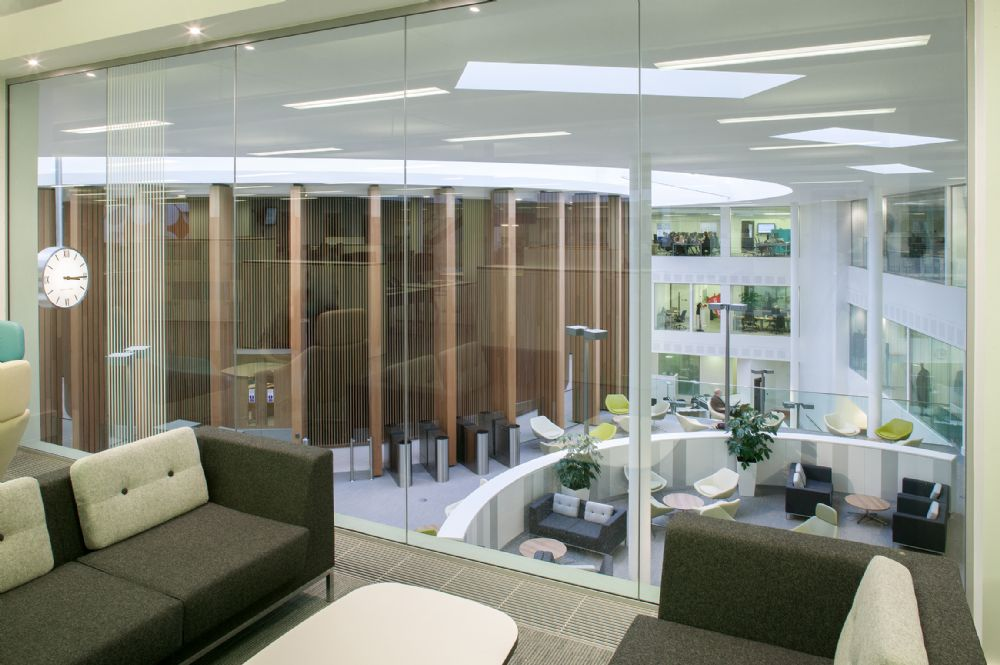 Derby civic offices case study bam sustainability for Office design derby