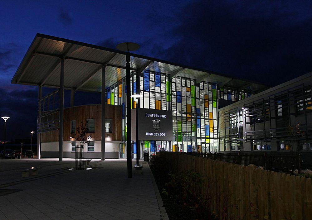 Dunfermline High School Case Study Bam Sustainability