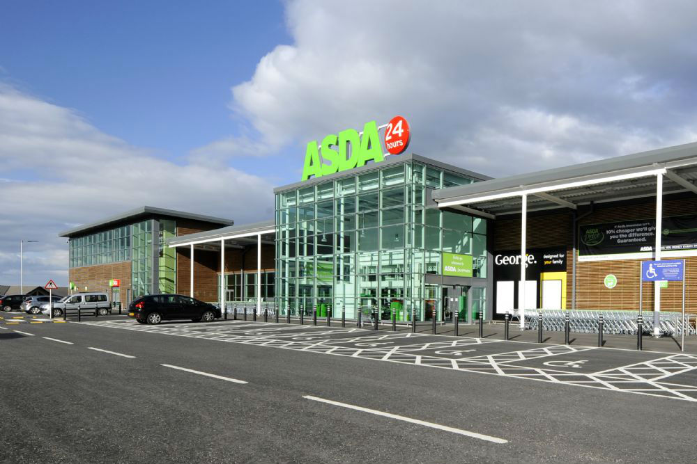 Asda Inverness Case Study Bam Sustainability