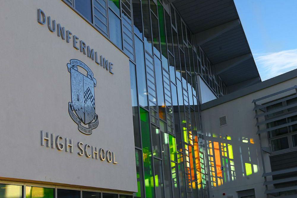 2013 07 29 Dunfermline High School on Zero Energy Building